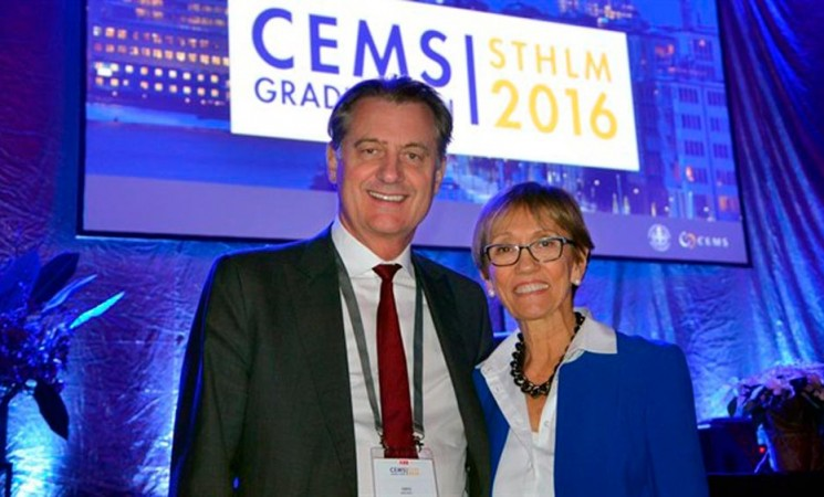 Eugenia Bieto, nueva presidenta de la CEMS Global Alliance